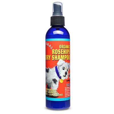 Organic Rosehips Dry Shampoo - 8oz