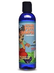 Organic Gentle Puppy Shampoo - 8oz
