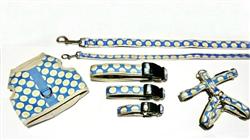 Collars, Harnesses & Leads | Blue Follard