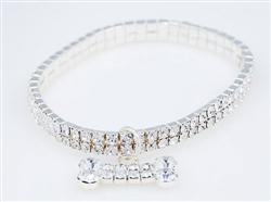 Collar | Rhinestone Bling Necklace - NEW!