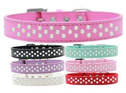 Sprinkles Pearls Dog Collar