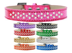 Sprinkles Ice Cream Pearls Dog Collar