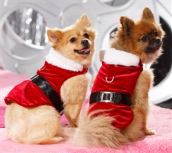 Santa Claws and Ms. Claws Vest Harnesses