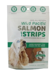 Snack 21 - Salmon Snacks for Dogs (25g) Bag
