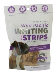 Snack 21 - Pacific Whiting for Dogs (25g) Bag