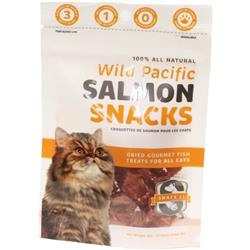 Salmon Snacks for Cats (25g) Bag by Snack 21