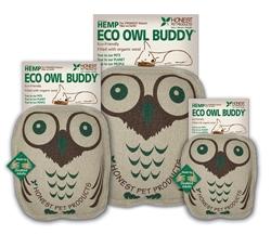 Eco Owl Buddy Stuffed Toy
