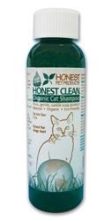 Honest Organic Cat Shampoo, 2oz.