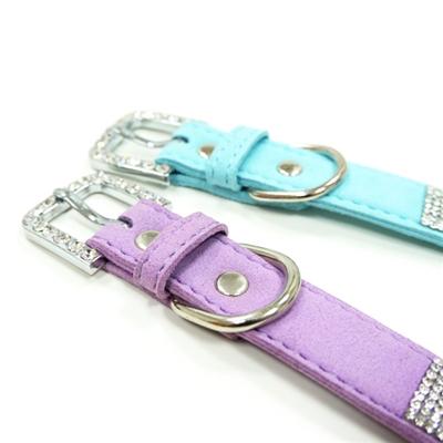 VIP Bling Collar Blue/Purple