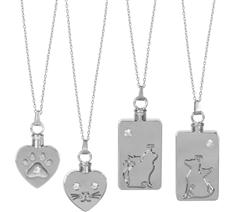 Pet Keepsake Jewelry 8 Piece Assortment