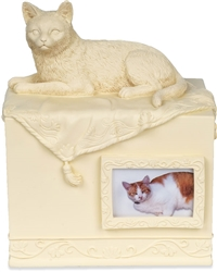 Beloved Companion Cat Urn
