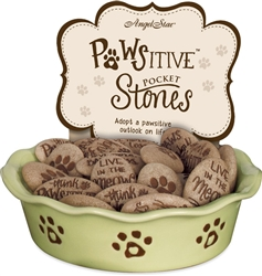 48 Piece Pawsitive Pocket Stones Assortment