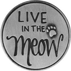 Live in the Meow Pawsitive Token