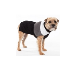 Sweater Wool | Deer Valley Black Sweater