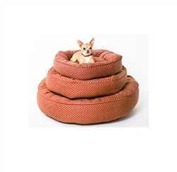 Bed | Canine Styles Orange Tuscan Nesting Bed - NEW!!