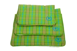 Mats | Crate Mat Signature Green Plaid