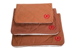 Mat | Canine Styles Orange Tuscan Crate Mat - NEW!