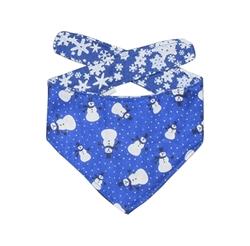 Blue Snowmen Curvy-Dana