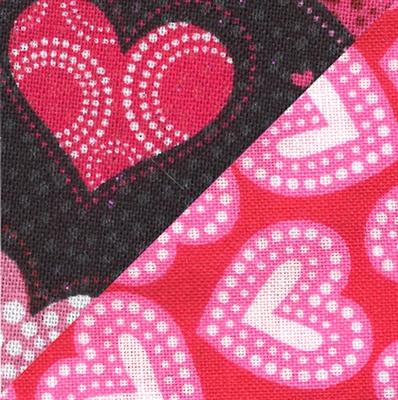 Heart Patterns Curvy-Dana