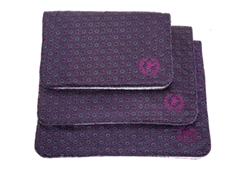 Mats | Canine Styles San Marco Purple Crate Mat - NEW!