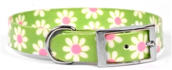 Elements Green Daisy Collar