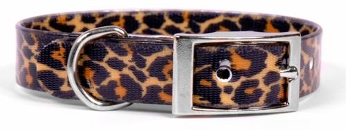 Elements Leopard Skin Collar