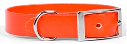 Elements Solid Orange Collar