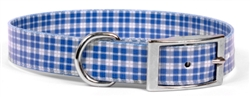 Elements Preppy Boy Plaid Collar