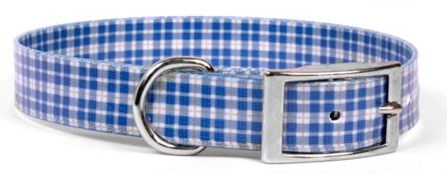 Elements Preppy Boy Plaid Collar
