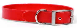 Elements Solid Red Collar