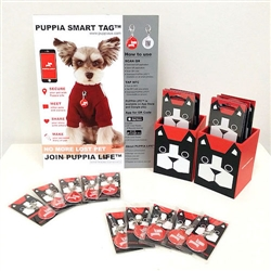 Smart Tag Package Set of 10 by Puppia®