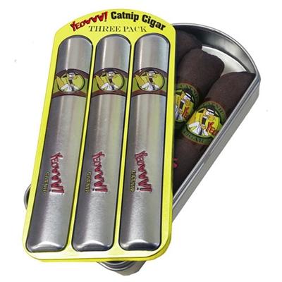 Yeowww! Cigar Three Pack Tin