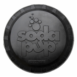 SodaPup Magnum Bottle Top Flyer Large - Black