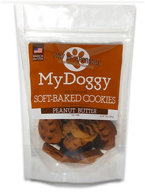 10oz Bag of Peanut Butter My Doggy™ Bites