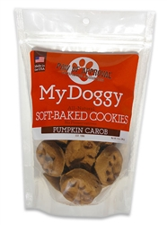 10oz Bag of Pumpkin Carob My Doggy™ Bites