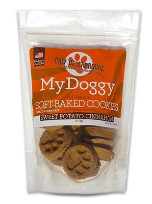 10oz Bag of Sweet Potato Cinnamon My Doggy™ Bites