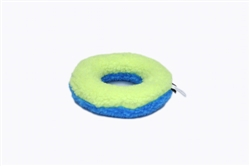 "Rascals® 6"" Fleece Donut Dog Toy"