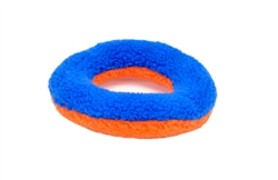 "Rascals® 9"" Fleece Donut Dog Toy"