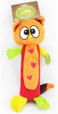 Raccoon Plush Toy - Bottle Cruncher