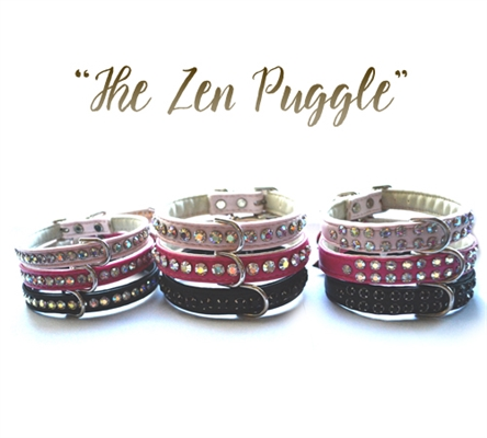 The Zen Puggple Package: 51 collars, 8 leads, save $67!