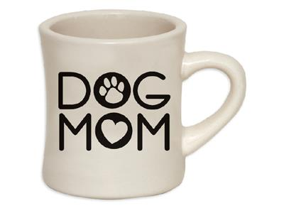 Dog Mom - Coffee Mug