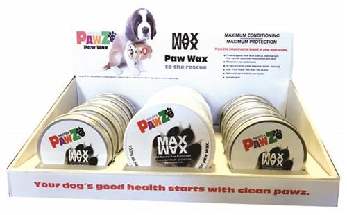 PawZ MaxWax Counter Tray -  (12 pc.)