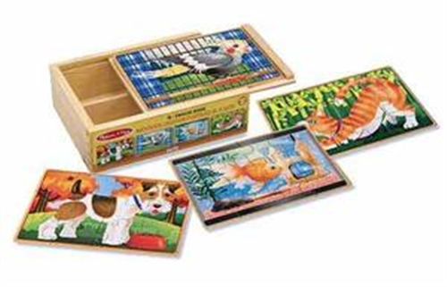Pets Jigsaw Puzzle in a Box