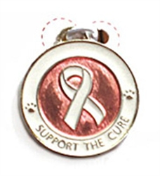 Support the Cure Pet Charm