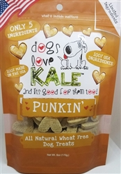 Punkin' - Wheat Free 6 oz. Resealable bag