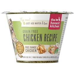 The Honest Kitchen  Dehydrated Grain Free Chicken Formula Dog Food (Force)