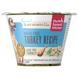 The Honest Kitchen Grain Free Turkey Dehydrated Dog Food (Embark)