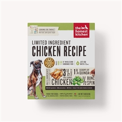 The Honest Kitchen LID Chicken Dehydrated Dog Food (Thrive)