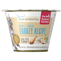 The Honest Kitchen Whole Grain Turkey Dehydrated Dog Food  (Keen)