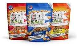 Dogs Love Kale Protein Pre-Pack Protein Starter Kit